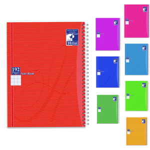 CAHIER NOTE BOOK