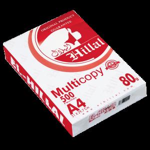 A4 MULTICOPY 80g